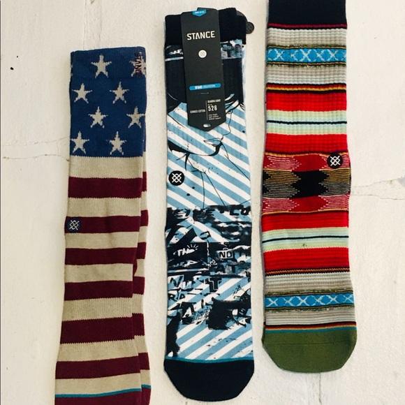 💖3/$25💖3 pack Stance Socks